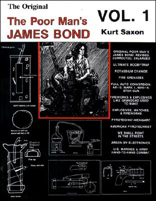 Image for The Poor Man's James Bond (vol. 1)