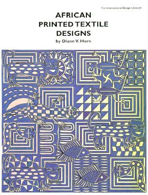 Image for African Printed Textile Designs (International Design Library)