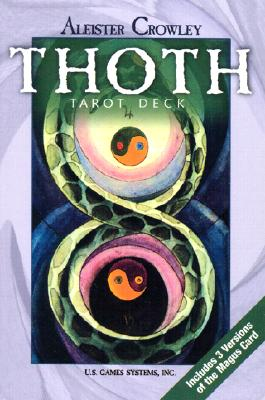 Crowley Thoth Small Tarot, Aleister Crowley; Lady Frieda Harris