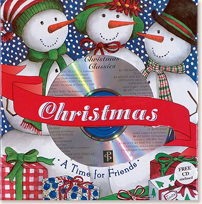 Image for Christmas: A Time for Friends (BookNotes) (With CD)