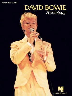 Image for David Bowie Anthology (Piano, Vocal, Guitar Personality Folio S)