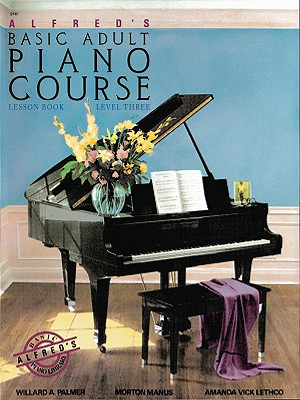 Image for Alfred's Basic Adult Piano Course Lesson Book, Bk 3