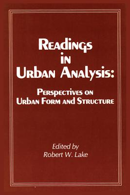 Readings in Urban Analysis: Perspectives on Urban Form and Structure