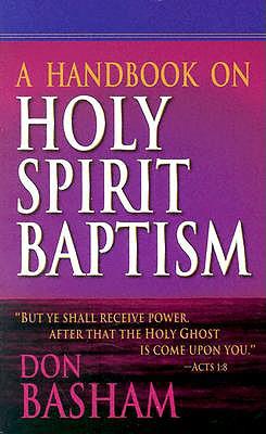 Image for Handbook on Holy Spirit Baptism
