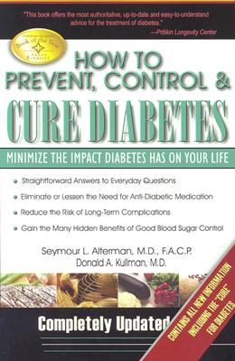 Image for How to Prevent, Control & Cure Diabetes