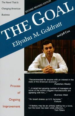 Image for The Goal: A Process of Ongoing Improvement