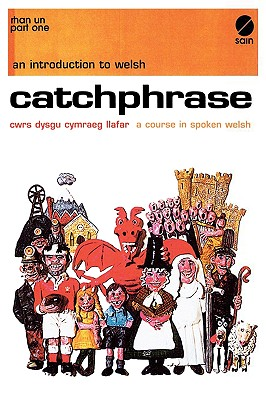 Image for Welsh 1 Catchphrase (Welsh Edition)