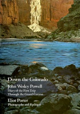 Image for Down the Colorado: Diary of the First Trip Through the Grand Canyon 1969