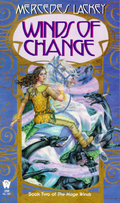Image for Winds of Change (The Mage Winds, Book 2)