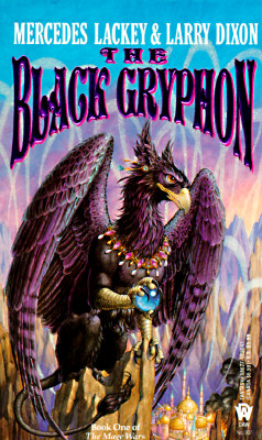 Image for The Black Gryphon (Mage Wars)