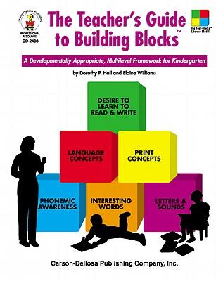 TEACHER'S GUIDE TO BUILDING BLOCKS, HALL, DOROTHY