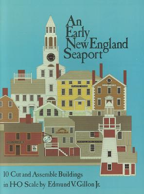 An Early New England Seaport, Gillon, Edmund V.