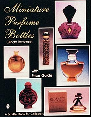 Image for Miniature Perfume Bottles (Schiffer Book for Collectors (Paperback))