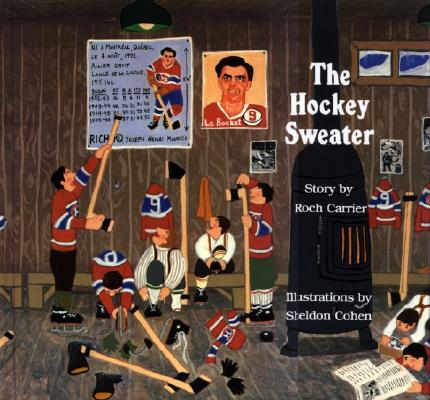 The Hockey Sweater, Carrier, Roch