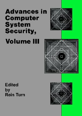 Image for Advances in Computer System Security, Vol. 3 (Telecommunication Applications Library)