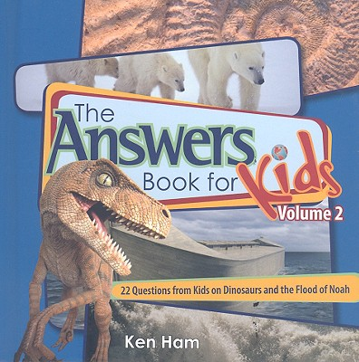 10-1-348 The Answers Book for Kids, Vol 2, AIG