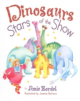 Dinosaurs: Stars of the Show, Amie Zordel