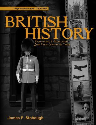 Image for British History - Teacher Guide (9th-12th Grade)