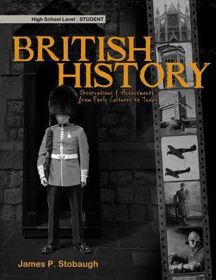 British History - Student, James P. Stobaugh