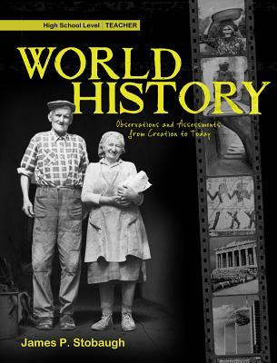 Image for World History - Teacher Guide (9th-12th Grade)