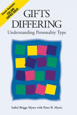 Image for Gifts Differing : Understanding Personality Type