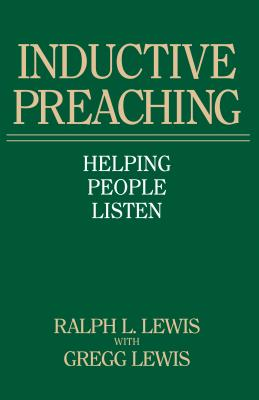Image for Inductive Preaching: Helping People Listen