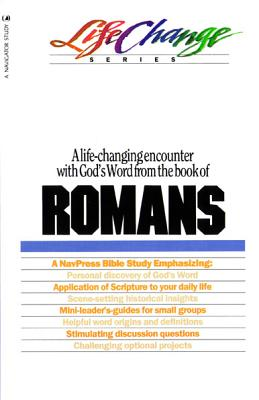 Image for Romans (Life Change Series)