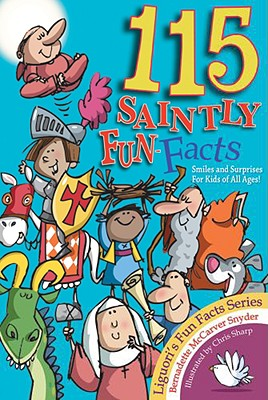 Image for 115 Saintly Fun Facts