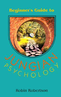 Image for The Beginner's Guide to Jungian Psychology
