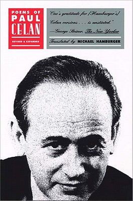 Image for Poems of Paul Celan: A Bilingual German/English Edition, Revised Edition