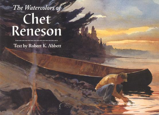 Image for WATERCOLORS OF CHET RENESON