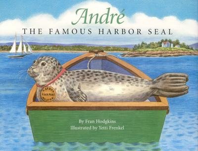 Image for Andre the Famous Harbor Seal