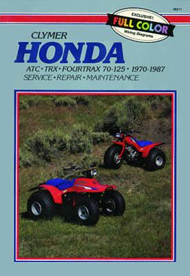 Image for Honda ATC70-125 1970-1984: Service, Repair, Performance