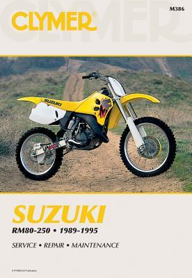 Suzuki RM80-250 89-95, Penton Staff