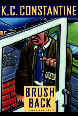 Image for Brushback (Mario Balzic Novel)