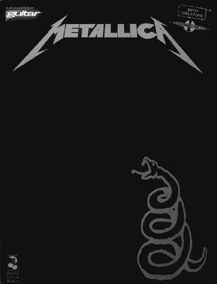Metallica - Authorized Guitar Edition [with Tablature], Metallica