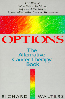 Image for Options : The Alternative Cancer Therapy Book