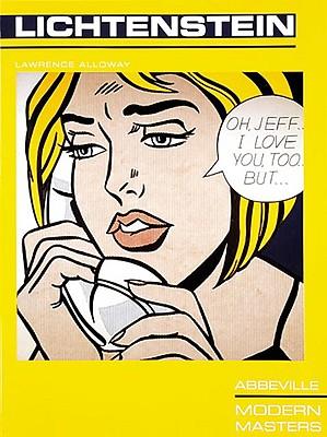 Image for Roy Lichtenstein