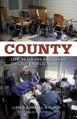 Image for County: Life, Death and Politics at Chicago's Public Hospital