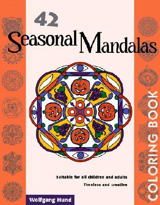 Image for 42 Seasonal Mandalas Coloring Book