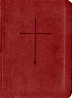 1979 Book of Common Prayer-Red Vivella