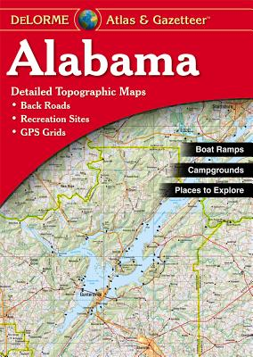 Image for Alabama Atlas & Gazetteer