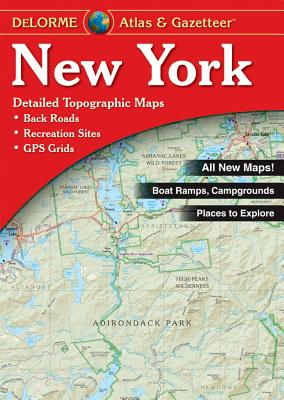 New York Atlas & Gazetteer
