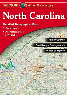 Image for North Carolina Atlas & Gazetteer