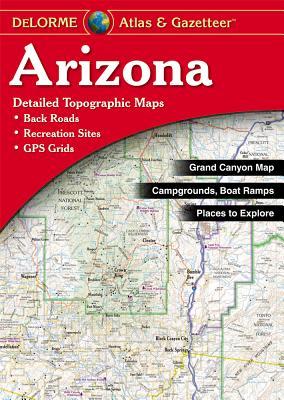 Image for Arizona Atlas & Gazetteer