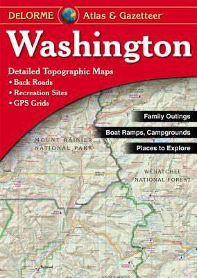 Washington Atlas & Gazetteer, DeLorme