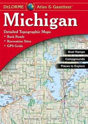 Image for Michigan Atlas & Gazetteer