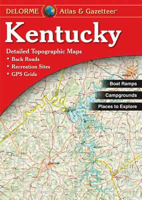 Kentucky Atlas & Gazetteer, Delorme