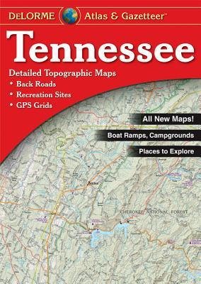 Tennessee Atlas & Gazetteer, Delorme