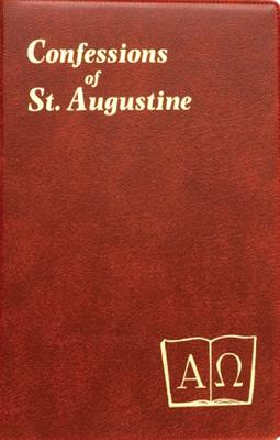 Image for Confessions of Saint Augustine: Revision of the Translation of Rev. J.M. Lelen (Paraclete Living Library)